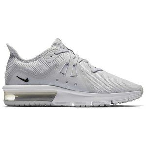 Nike Airmax Sequent 3 All White